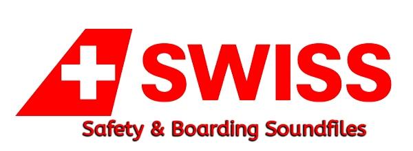 SWISS Safety Announcement & Boarding Sounds Flight Simulator 2020