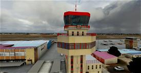 LECU - Madrid Cuatro Vientos Airport (Spain) v2.0 Microsoft Flight Simulator