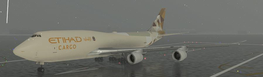 Etihad Cargo 747-8i