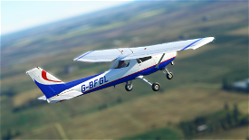 Cessna 152 G-BFGL [4K Textures] Image Flight Simulator 2020