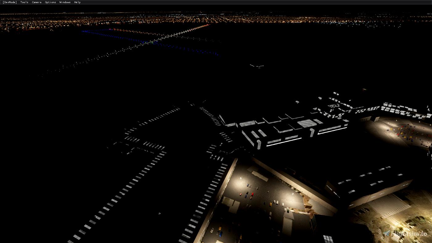 Airports Lights Microsoft Flight Simulator