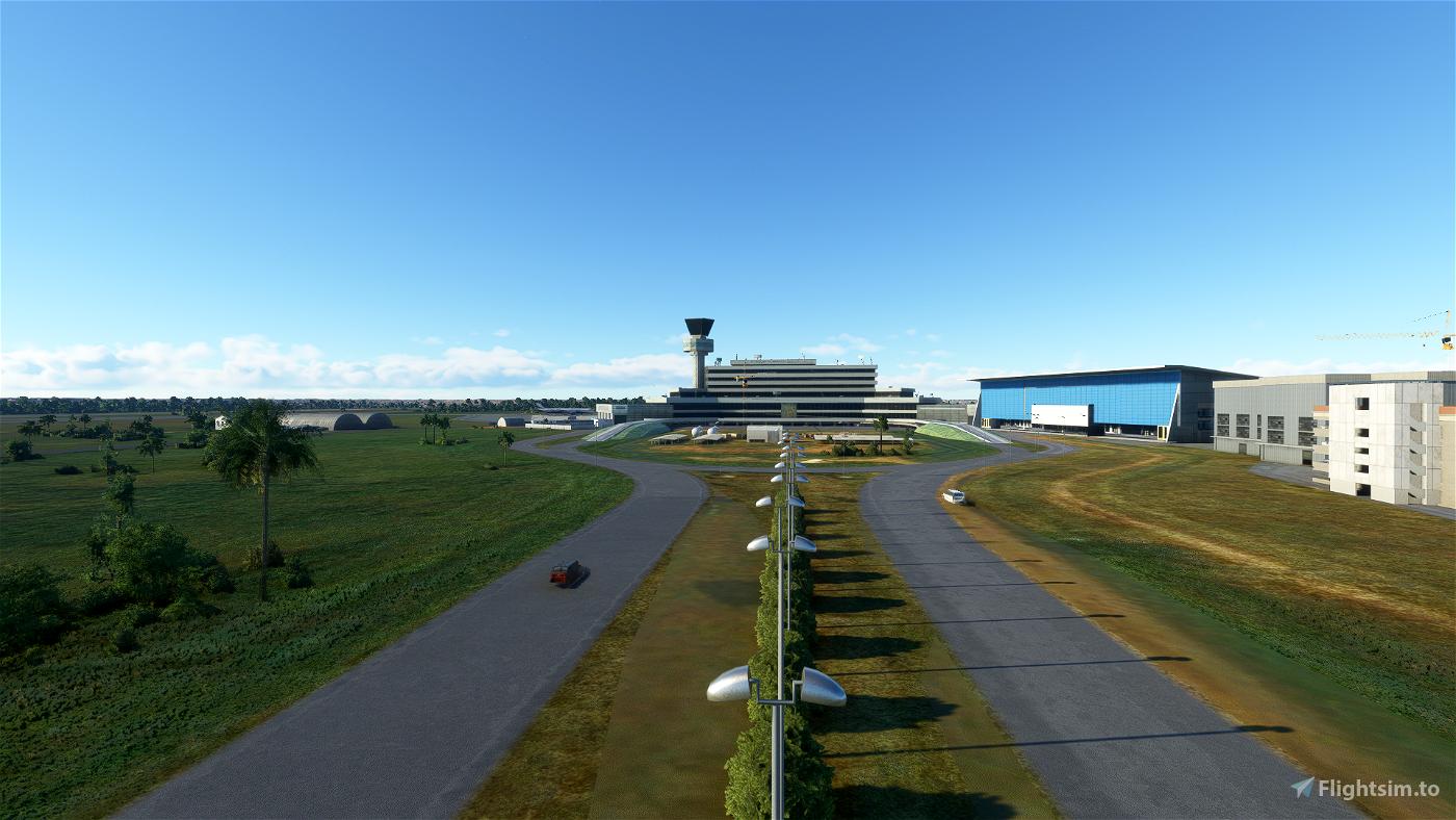 Murtala muhammed Int. Lagos [DNMM] V1.3! Flight Simulator 2020
