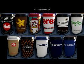[4K] Greek coffee cups Image Flight Simulator 2020