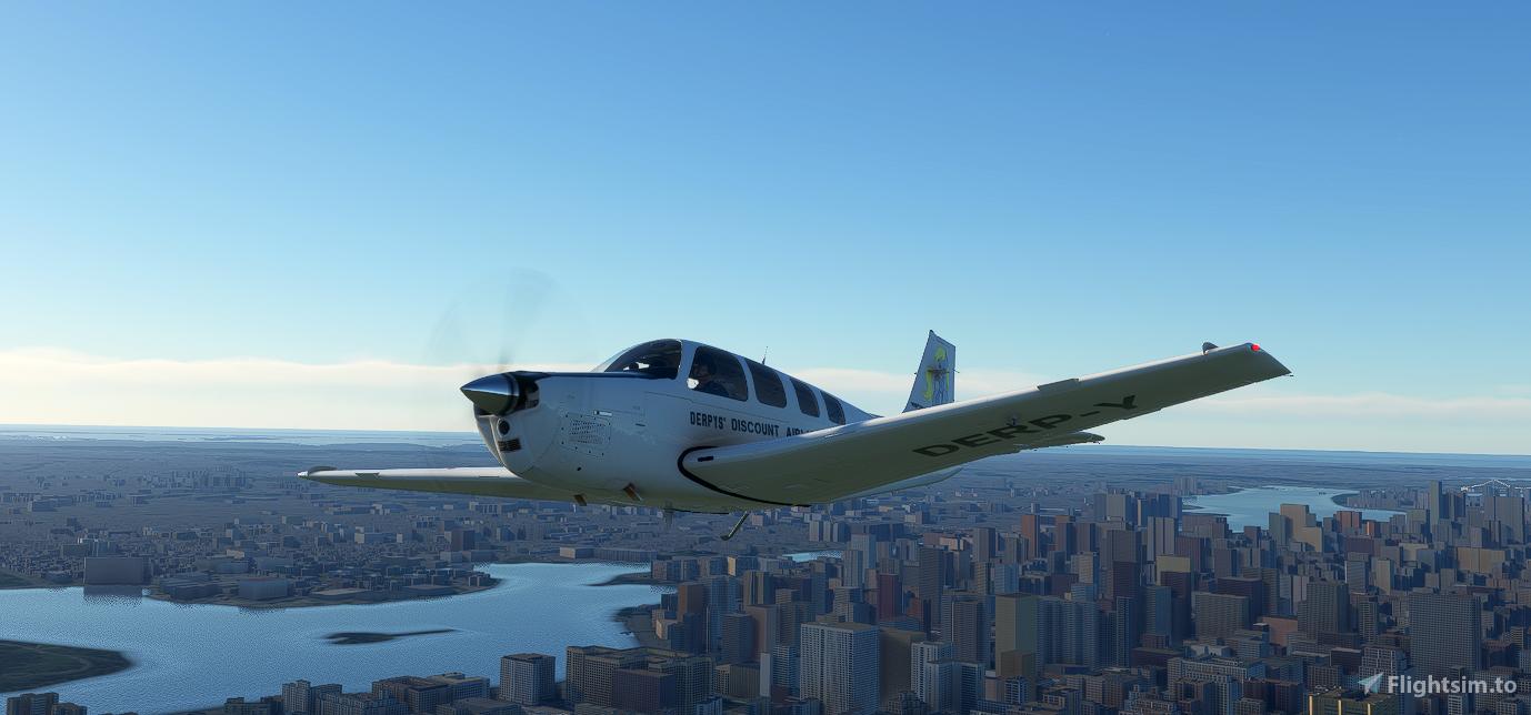 Derpy's Discount Airways Microsoft Flight Simulator