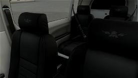 Mooney M20R Ovation - Grey Interior with Dark Cockpit Panel Image Flight Simulator 2020