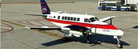 Beech 99 USAir Commuter Microsoft Flight Simulator