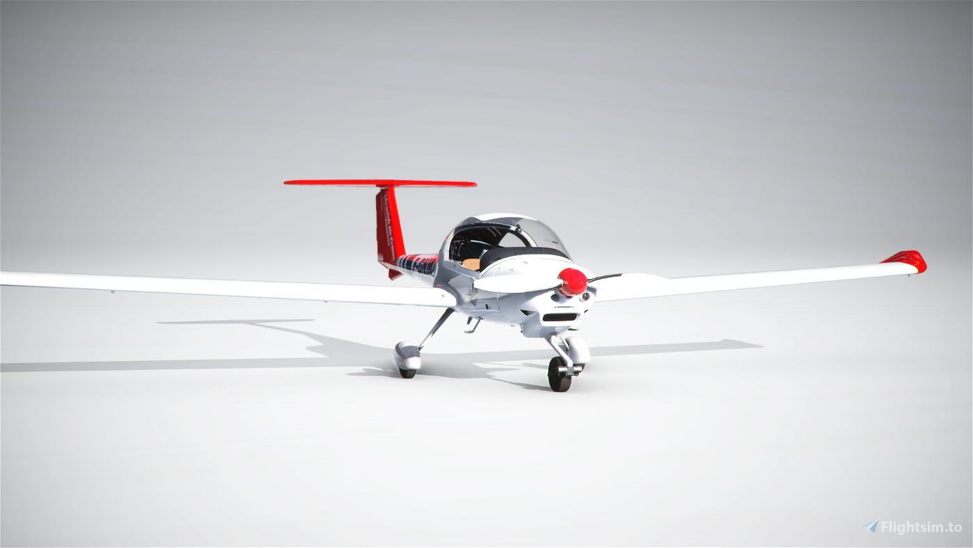 DV20 - ACAF Toussus GNMX Microsoft Flight Simulator