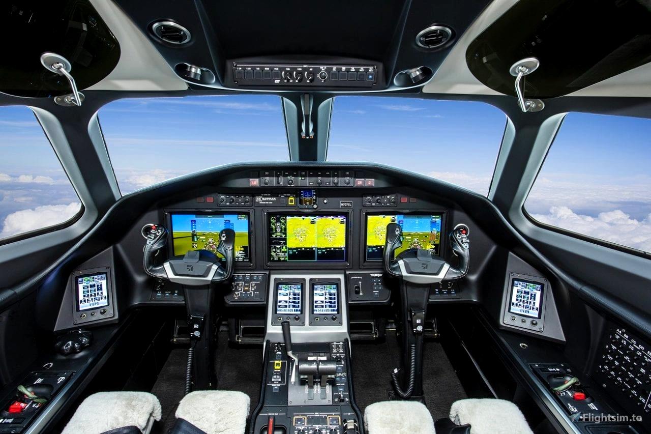 Cessna Citation Longitude Checklist Flight Simulator 2020