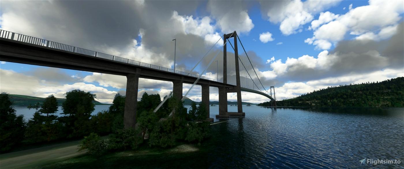 Krifast bridges Microsoft Flight Simulator
