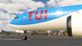 Bredok's 737 Max   TUI Airways Image Flight Simulator 2020