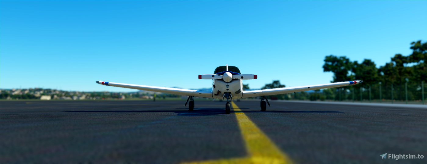 Carenado PA28R Arrow III Air Alsace F-HHAA