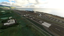 GCLA - La Palma airport, Canary Islands V 1.3 Microsoft Flight Simulator