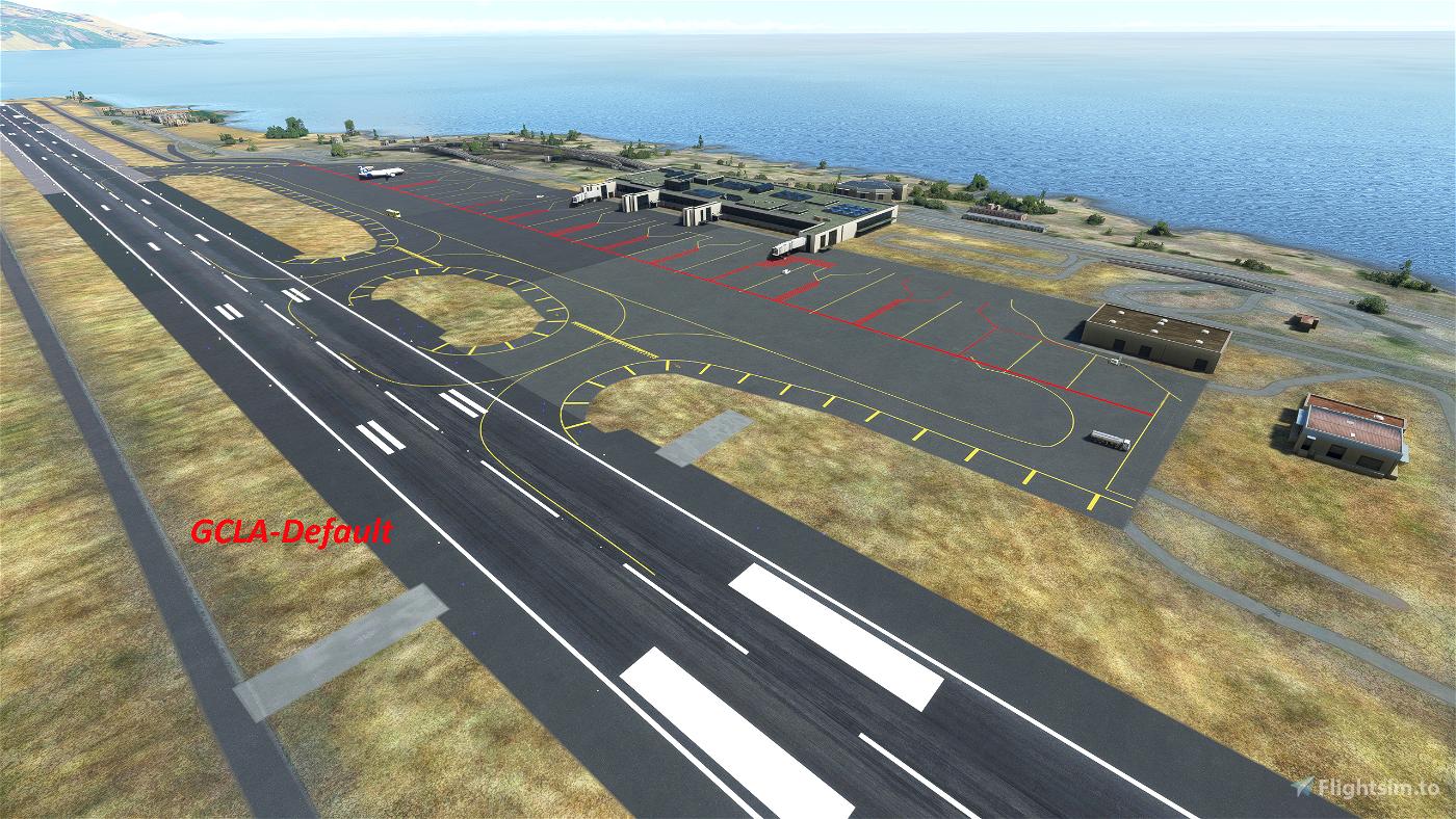 GCLA - La Palma airport, Canary Islands V 1.3