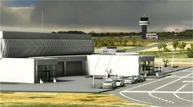 LEDS (LECH) Castellón Costa Azahar Microsoft Flight Simulator