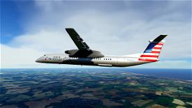 American Eagle Image Flight Simulator 2020