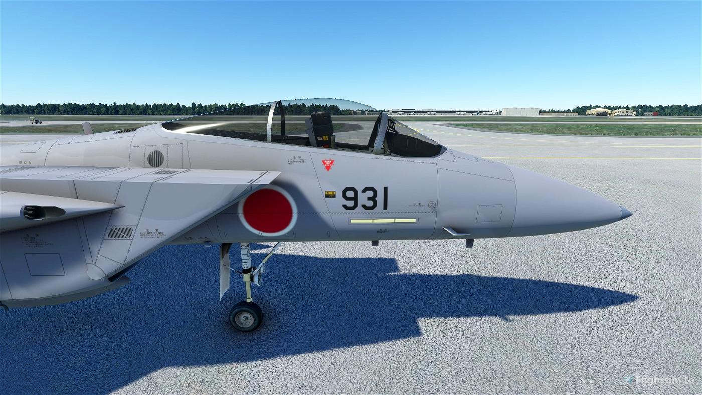DC-Designs F-15C JASDF 306SQ