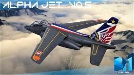 Dassault Dornier Alpha Jet [WIP VERSION 0.5.1 ] Microsoft Flight Simulator