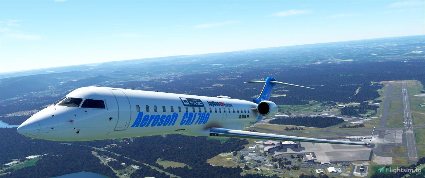 CRJ 700 Beginners Guide - Checklist & Procedures Microsoft Flight Simulator