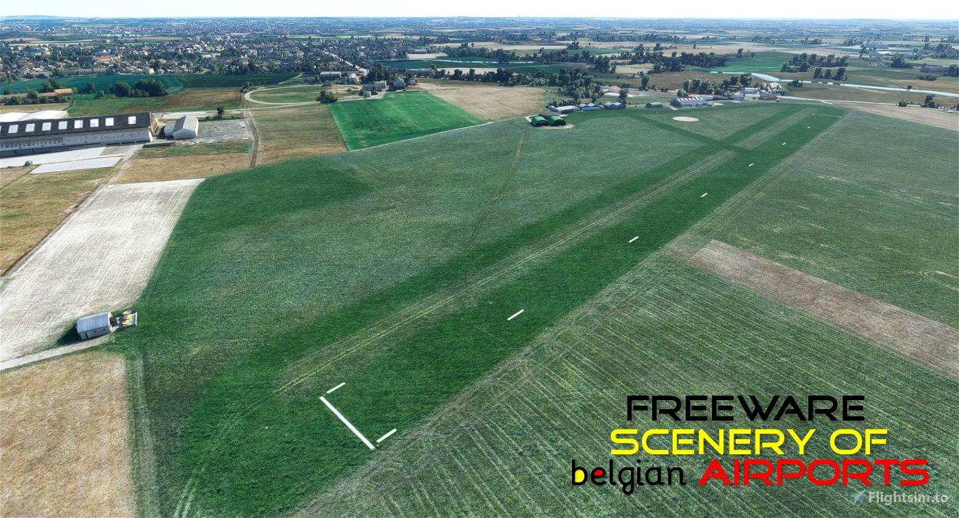 EBMO Moorsele, Belgium Microsoft Flight Simulator