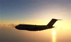 C-17 Globemaster (Working 747 cockpit) WIP Microsoft Flight Simulator