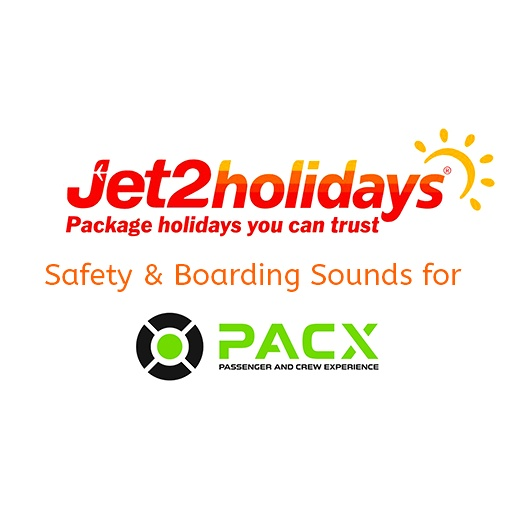 Jet2Holiday Safety Announcement & Boarding Sounds Flight Simulator 2020