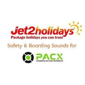 Jet2Holiday Safety Announcement & Boarding Sounds Image Flight Simulator 2020