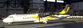 Passaredo PR-PDE ATR72-600 Image Flight Simulator 2020