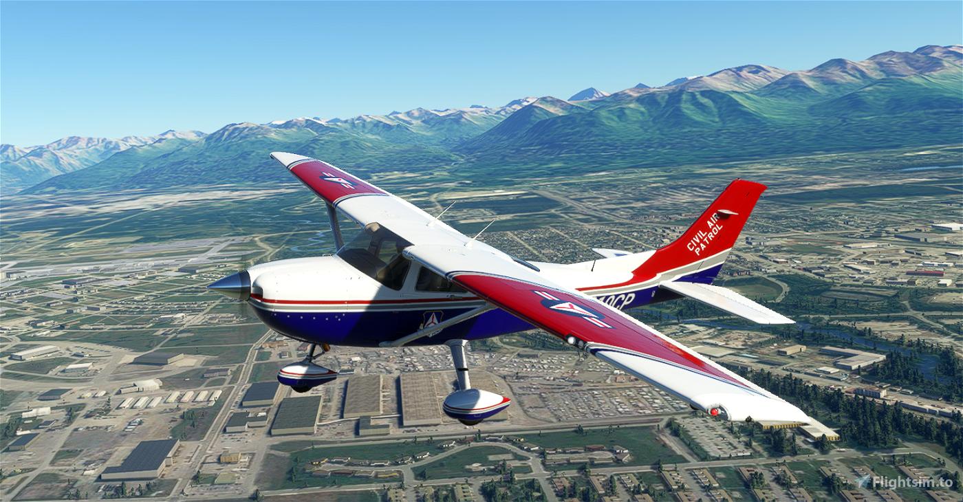 Civil Air Patrol C182