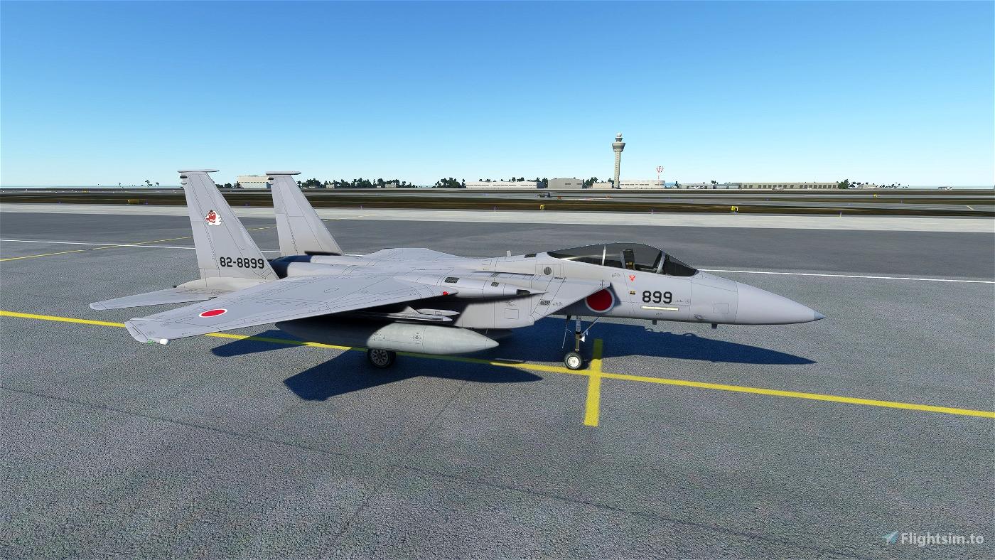 DC-Designs F-15C JASDF 304SQ Flight Simulator 2020