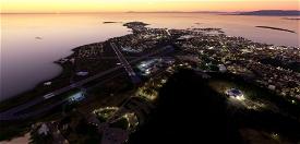 BIRK -  Reykjavik Airport Image Flight Simulator 2020