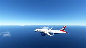 British Airways A32NX G-TTNB [4K] Microsoft Flight Simulator