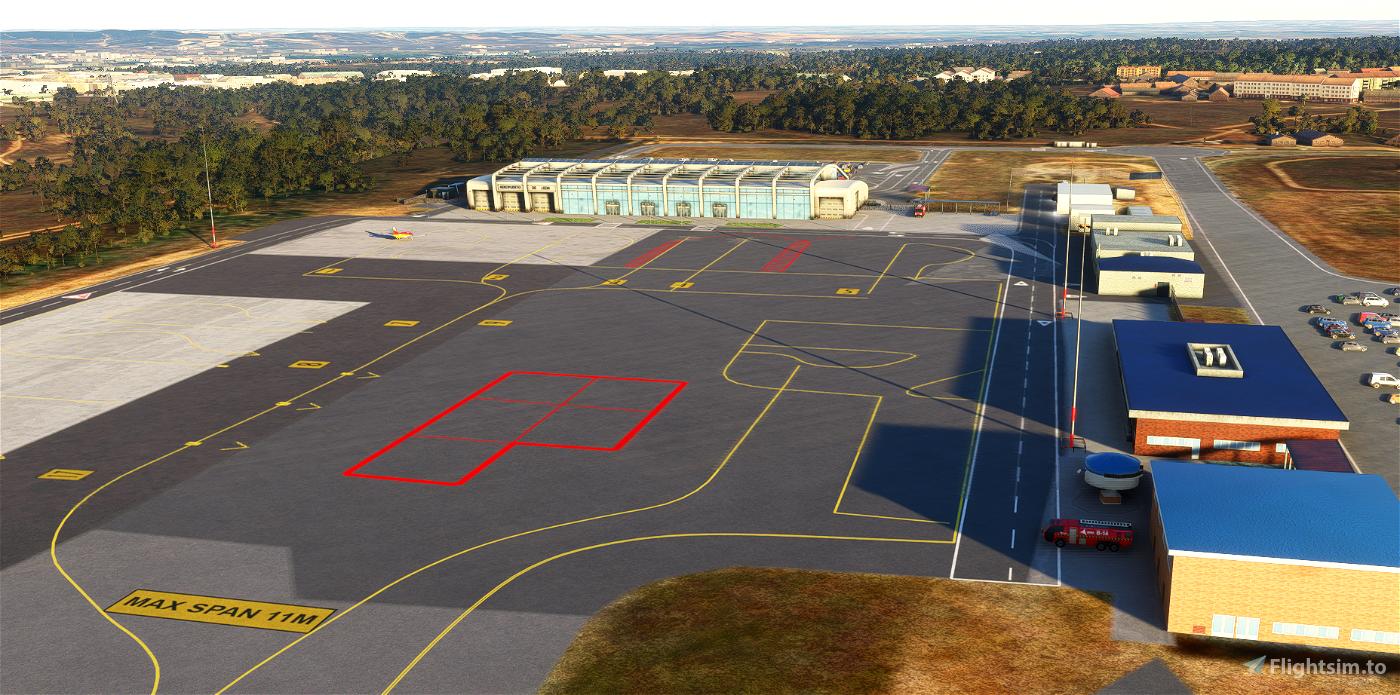 LELN - Aeropuerto de León