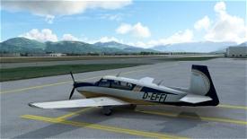 Carenado Mooney - Ocean Livery Microsoft Flight Simulator