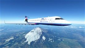 Aerosoft CRJ 700 IBEX Airlines (JAPAN) [4K] Version 3.1 Microsoft Flight Simulator