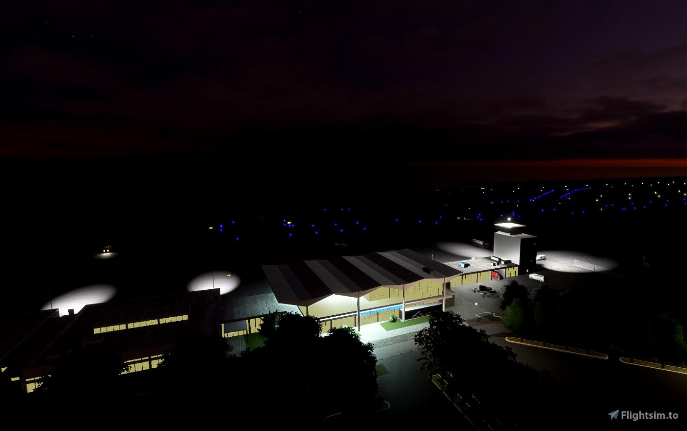 KBKL-Burke Lakefront Airport V2.01 Cleveland, Ohio