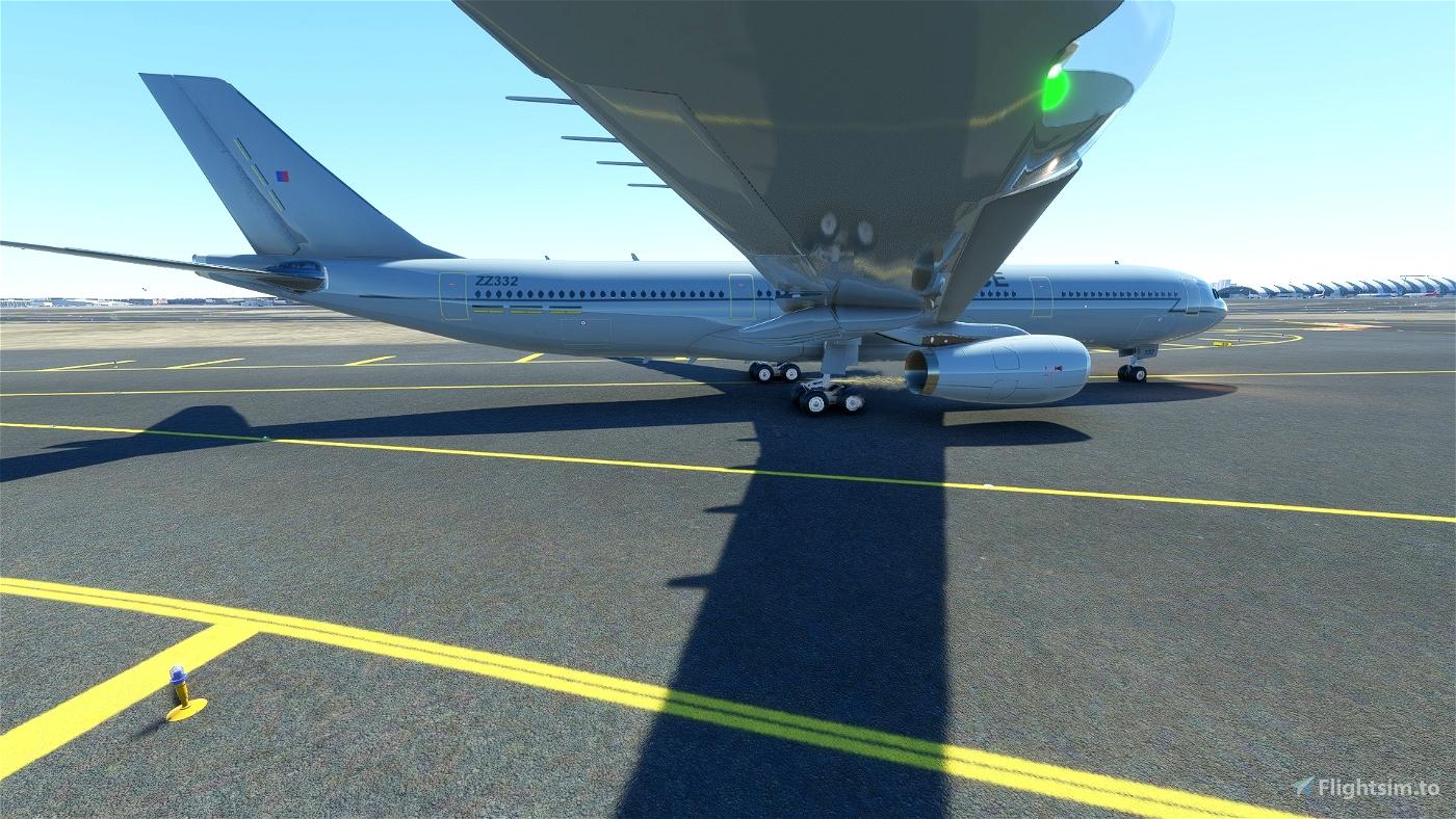 PMP A330 Royal Air Force MRTT