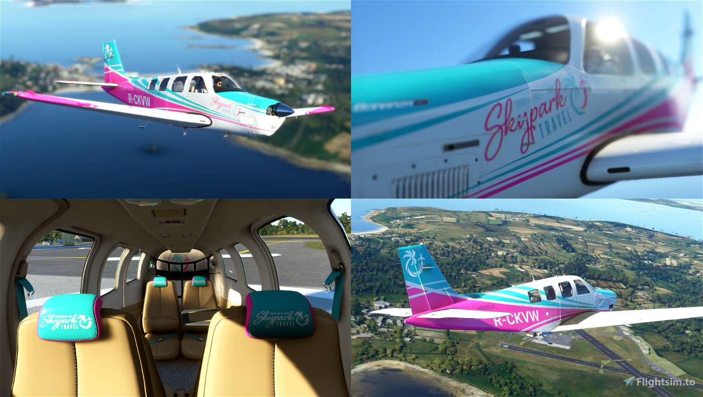 The Skypark Livery Pack - Standard Edition