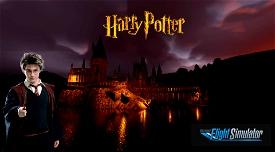 Hogwarts (Poudlard) - (Better Version) Microsoft Flight Simulator