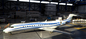 Pack Liveries (Fictional) Havan / CRJ 550 / Longitude / TBM Image Flight Simulator 2020