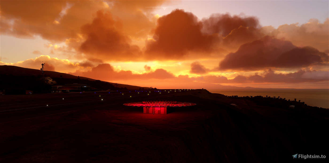 GCGM - La Gomera Airport - Canary Islands - Spain