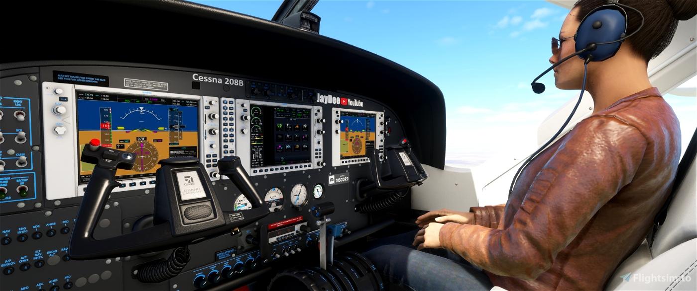 JDs Cessna 208B Mod