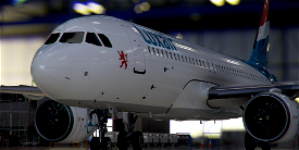 [A32NX] FlyByWire | Airbus A320neo Luxair LX-LAB in 8k Image Flight Simulator 2020