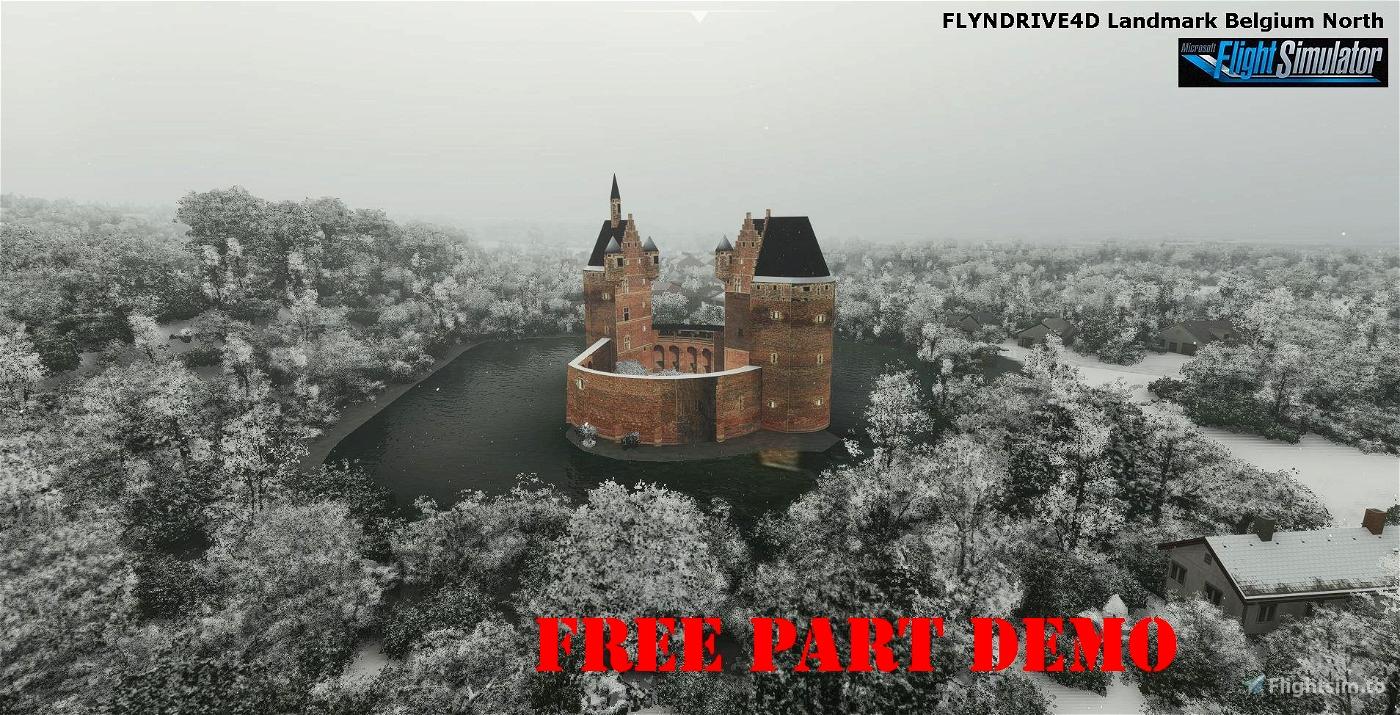 Landmark Belgium North free demo