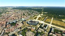Château de Saint-Germain-en-Laye Microsoft Flight Simulator