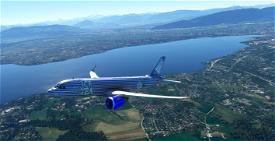 A32NX ICE THE MIGROS Microsoft Flight Simulator
