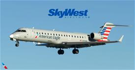 American Eagle (SkyWest) Pack Microsoft Flight Simulator