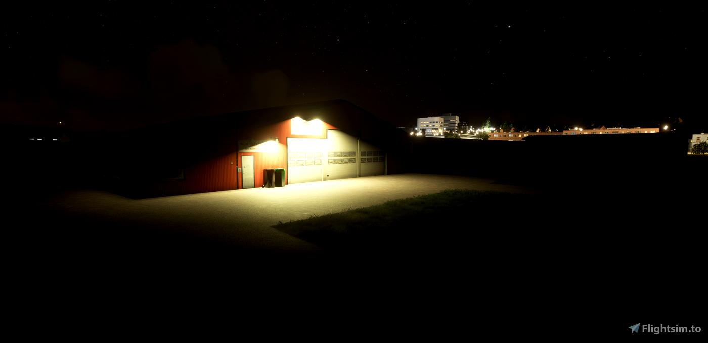 ENKJ - Kjeller Airport