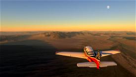 Joshua Tree National Park Flight Plan Microsoft Flight Simulator