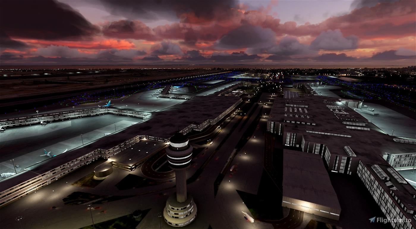 Basic Airport Enhancement Megapack Microsoft Flight Simulator