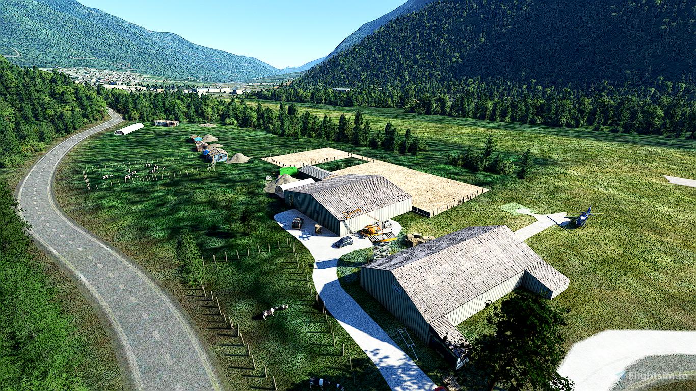 Aérodrome de Saint-Rémy de Maurienne